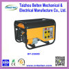 Bt-2500d 2.5kw 6.5HP AC 3 Phase Portable Recoil Gasoline Generator