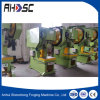 J23 C-Frame Power Press, Mechanical Metal Stamping Machine J23, Flywheel Punching Press