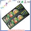Customized Logo Size Nitrile Rubber Non-Woven Fabric Bar Mat