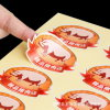 Wholesale Security Adhesive Label Sticker Supplier Dongguan