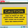Double Color Board for Sign Making Sheet