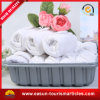 Small Printed Disposable White Cotton Best Aviation Towel