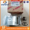 Excavator Diesel Engine Piston for 4D84 4D88 4D94e 3tne84 3tne88 4tne88 4tnv94 4tnv98