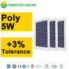 5W 10W Low Price Portable Mini Solar Panel