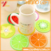 Eco-Friendly Candy Color Silicon Cup Mat/Coaster