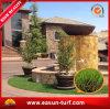 "35mm PE 3/8"" Anti UV Artificial Grass Turf for Garden"