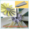 Ventilation and Cooling Axial Impeller for Oil Field Equipment