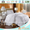 Thick White Duck Down Comforter Goose Feather and Down Duvet