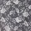 Wholesale Knitted Jacquard Tulle Mesh Lace Fabric