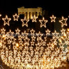 Low Cost Holiday Lighting LED Star Christmas Decorations