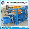 Qt4-18 Hydraulic Concrete Hollow Brick/Block Machine Price