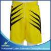 Custom Made Sublimation Soccer Sports Shorts for Soccer Game Teams