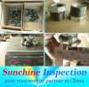 Galvanized Caps Quality Inspection / Pipe Fittings QC Service