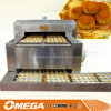 CE Approved Bread Baking Production Line with Bread Shop Equipment Oven (T-oven)