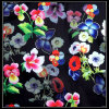 Polyester Silk Satin Fabric with Fashion Digital Print for Bags / 100% Polyester Satin Fabric