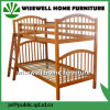 Pine Wood Detachable Bunk Bed for Kids (WJZ-B708)