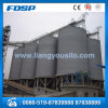 High Strength Grain Storage Silo with Steel Structure Support