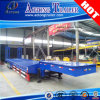 Heavy Duty Excavator/Crane Transport Lowbed Semi Truck Trailer