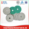 Diamond Rigid Polishing Pads for Dry Polishing Concrete Floor