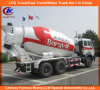 10cbm Heavy Duty Beiben Concrete Mixer Trucks