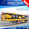 Goose Neck 40t Heavy Duty Side Wall Open Semi Trailer
