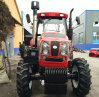 Tractor 135HP 4WD Wheel Tractor with Deutz Engine