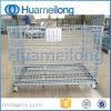 Stackable Warehouse Storage Wire Mesh Container