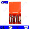 DIN333 a Type HSS Center Drill Bit Set