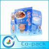 PE Kraft Paper Nylon LDPE Mini Zipper Bag