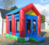 Inflatable House Bouncer with En-14960 Standard for Sale