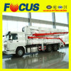 37m Mobile Concrete Pump Truck with Boom