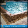 Nautral 3-5cm Yellow Pebble Stone for Swimming Pool Surrounding