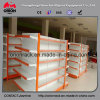 Multi-Level Metal Supermarket Display Rack Shelf