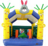 Inflatable Happy Rabbit Playhouse Bouncer for Kids