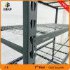 Powder Coat 4 Layers Wire Decks Shelf