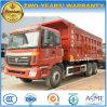 Foton 6X4 Lorry 28t Heavy Duty Tipper Truck Price