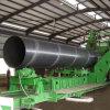 GB En ASTM ERW Lasw Mild Steel SSAW Pipes