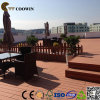 Crack-Resistant Wood Plastic Composite Decking