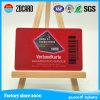 Barcode VIP Card Printing Membership Plastic Card