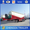 3axle Bulk Cement Tanker Cement Bulker Tanker Semi Truck Trailer for Sale