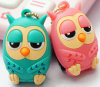 Fashion Owl Shape Cellphone Anti Dust Plug (HC-178)