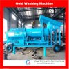 Mobile Alluvial Gold Dust Separating Machine