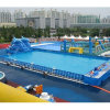 Tarpaulin Swimming Pool PVC Coated Tarpaulin