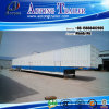 Closed Type Car Carrier Trailer, Transport Car/Vehicle Semi Truck Trailer