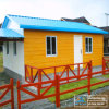 EPS Sandwich Wall Panel Prefab House (PTP)