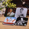 Tin Coasters in Different Shapes and Sizes