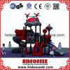 Hot Sale Outdoor Plastic Slide Playground Equipment