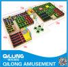 Unique Design Trampoline Play Ground (QL-1201H)