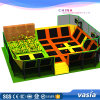 Fitness Trampoline Bed Children Amusement Equipment