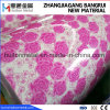 Interior Decoration Flower Printed Stainless Steel Coil